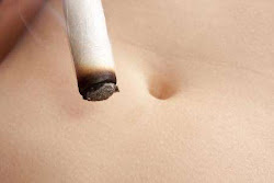 body receiving the moxibustion method