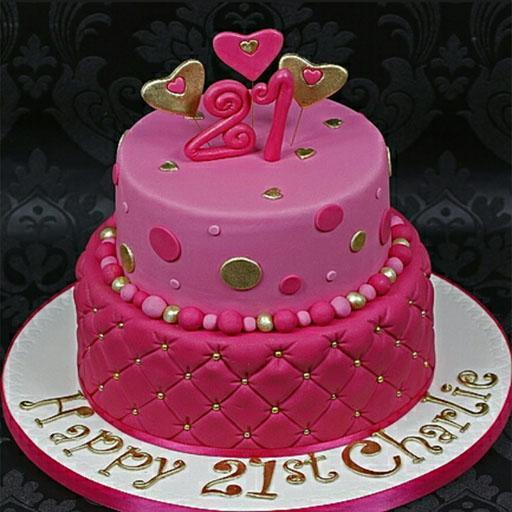Girls - Birthday Cake Designs