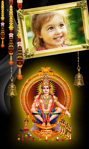Ayyappa photo frames