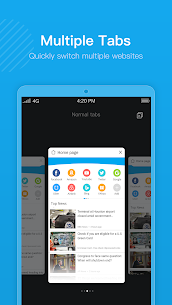 Web Browser – Fast & Private & Ad BlockerApp Download For Android 4