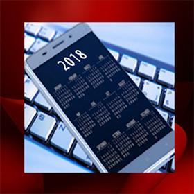 Multifunksjonell elektronisk agenda med QR-leser