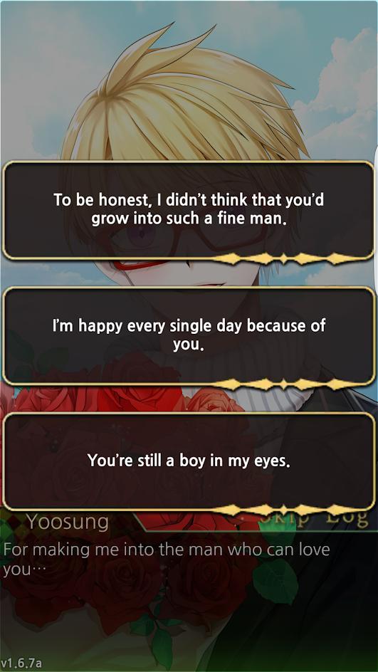 Talk About Random Valentine S Special Yoosung