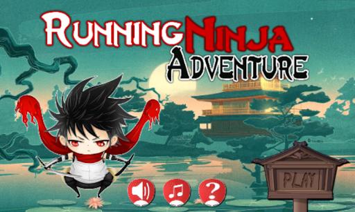 Running Ninja Adventure