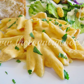 Crock Pot Buffalo Chicken Pasta Recipe