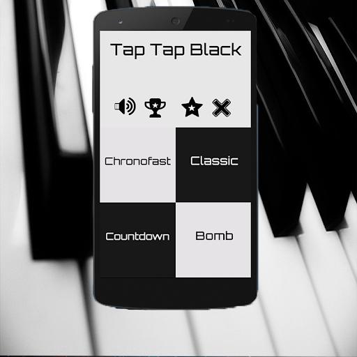 Tap Tap Black