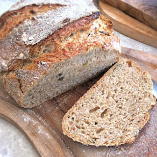 Wholemeal Sourdough Loaf