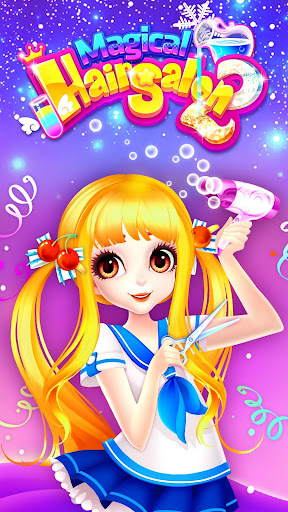 Princess Fashion Makeover: Hair Salon & Dress up 1.8 screenshots 1