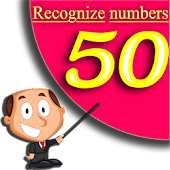 Learn to recognize numbers