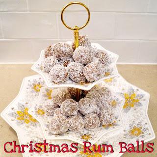 Christmas Recipe – Rum Balls – Gluten Free