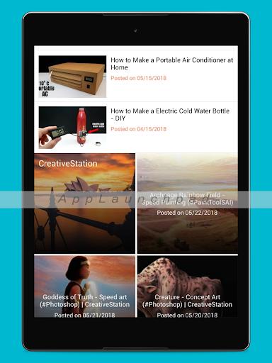 Creative and Innovative Channels 1.0 screenshots 6