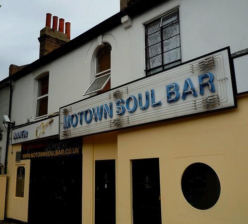 Photo Motown Soul Bar
