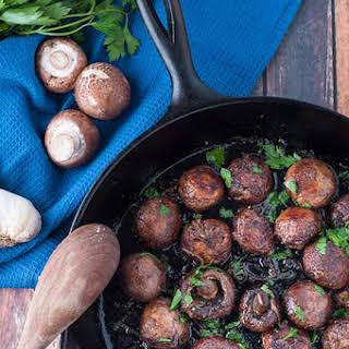 Sizzling Garlic Mushroom Recipes.