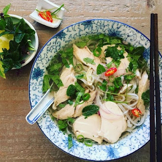 Instant Pot Chicken Pho.