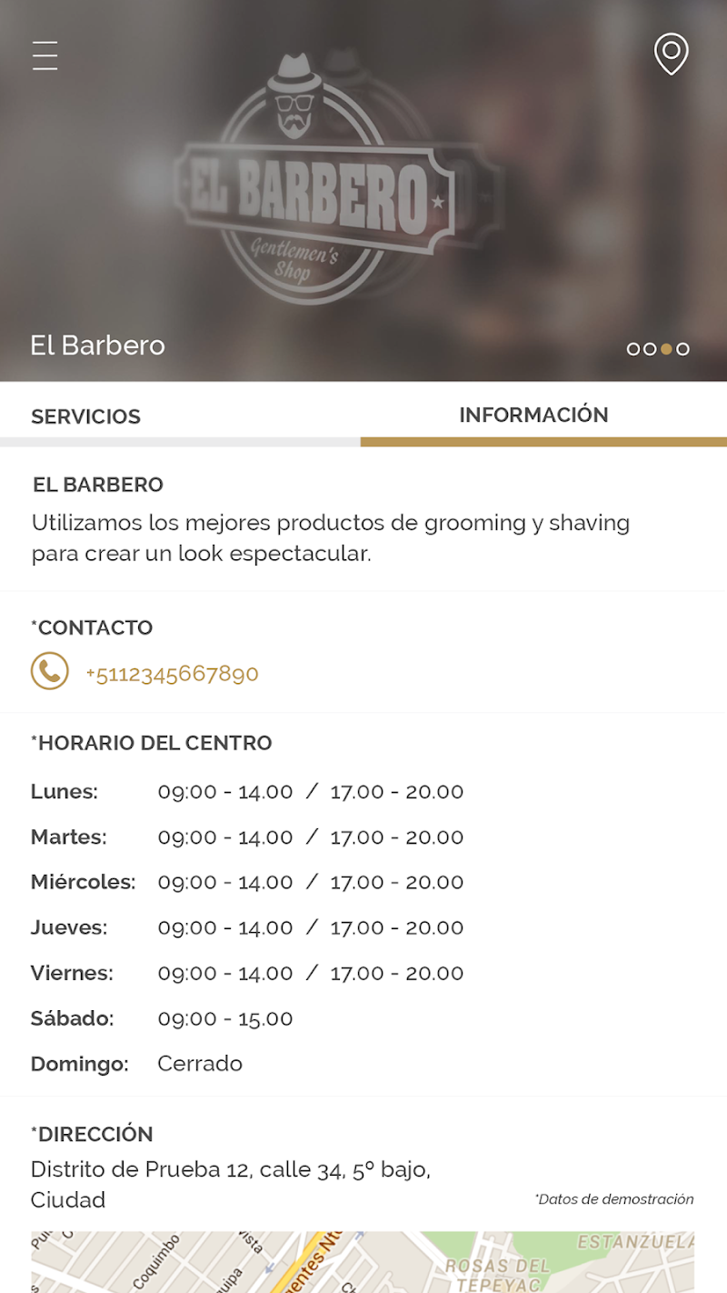 Скриншот El Barbero CR