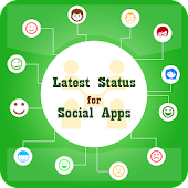 Latest Status for Social Apps