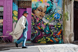 Photo: Arles - France  I start today with #StreetArtSunday picture curated by +Luís Pedro , +Peter Tsai and +Mark Seymour (hope I didn't forget anybody ;-) )  Have a nice sunday :-)