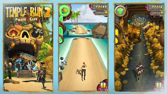 Temple Run 2 Mod 1.59.1 Apk [Free Shopping] 7