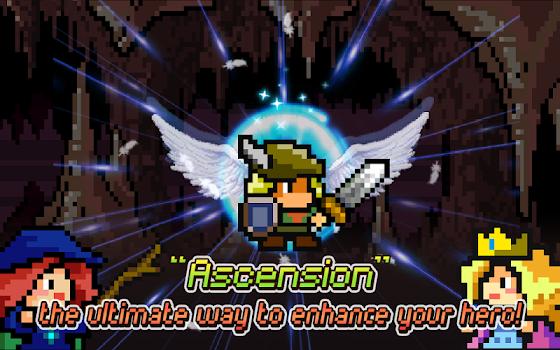 Buff Knight Advanced! - Retro RPG Runner