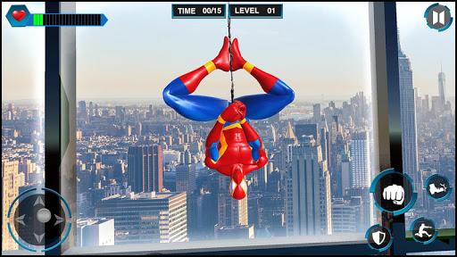 Télécharger Gratuit araignée jeux homme: les meilleurs jeux de combat  APK MOD (Astuce) screenshots 2