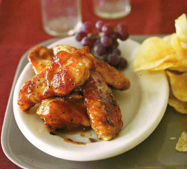 Peanut Butter And Jelly Chicken Wings Recipe