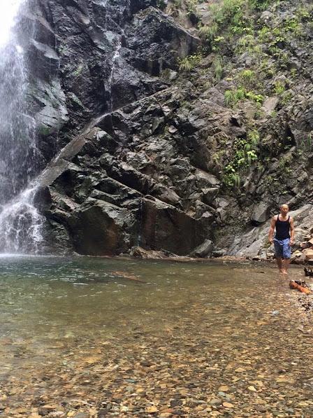 白神山地 滝