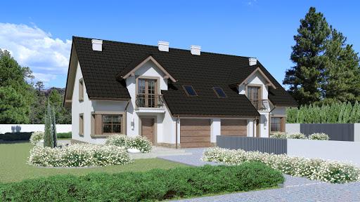 projekt Dom przy Amarantowej 4