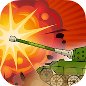 Tank War - Scorched World