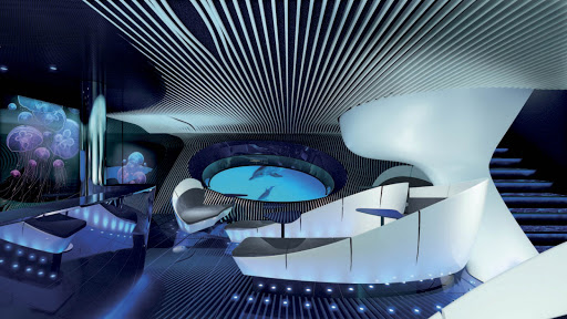 Blue-Eye.jpg - The underwater lounge Blue Eye aboard Ponant's new yachts.