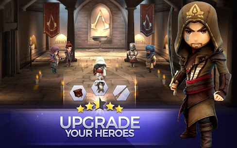 Assassin's Creed Rebellion 1.1.1 (Free Shopping) Mod Apk + OBB Data 10