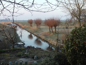 Photo: Zicht op de Oostbinnenhaven