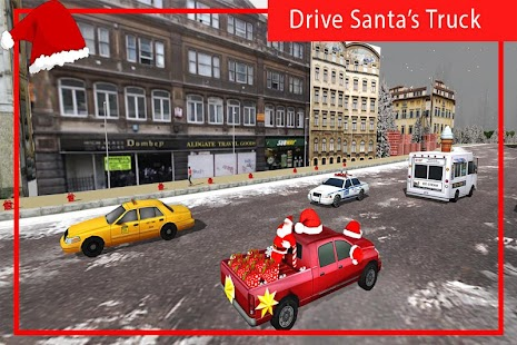 Super Santa Christmas Free Gift Delivery Game - náhled