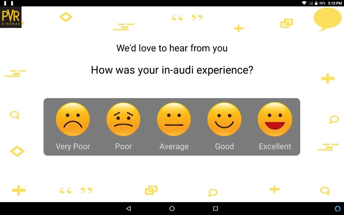 Smart Stars for PVR Cinemas – (Android 앱) — AppAgg