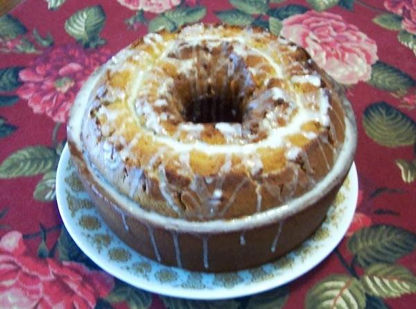 Bourbon Pound Cake   .... (4-1/2 Pounds) Recipe
