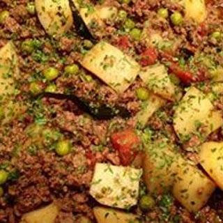 Goan Keema Curry
