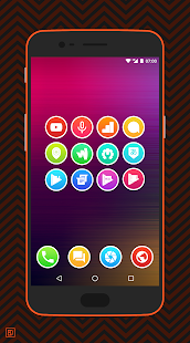 Lux Light - Icon Pack Screenshot