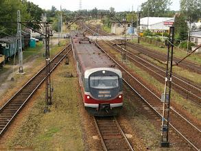 Photo: EN57-2007, Kutno - Skierniewice {Łowicz Główny; 2013-06-24}