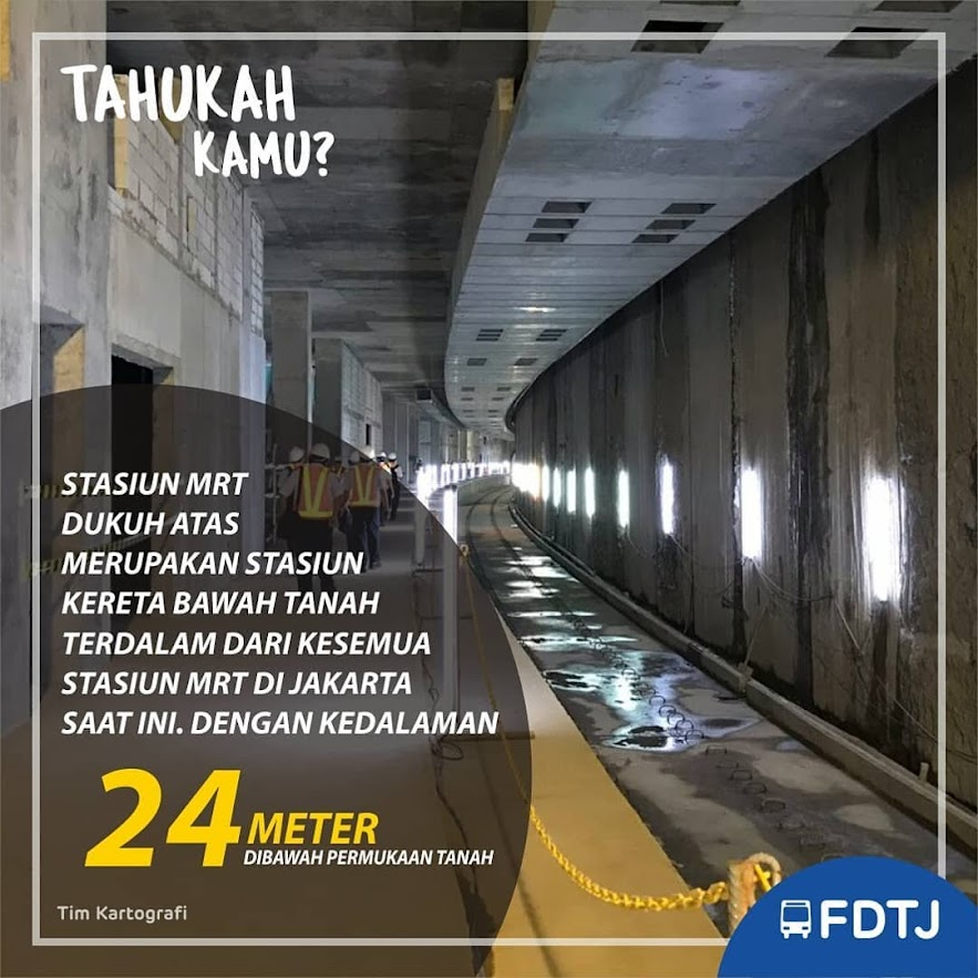 Ngintip Proyek Mrt Jakarta Stasiun Dukuh Atas Asedino