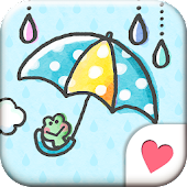 Cute wallpaper★Cute Rainy Day