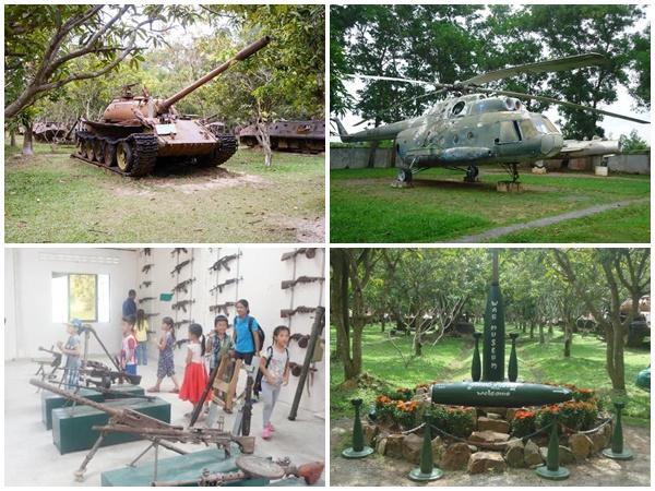 Bảo tàng chiến tranh Campuchia