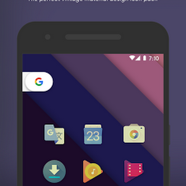 Nucleo Vintage - Icon Pack v2.8