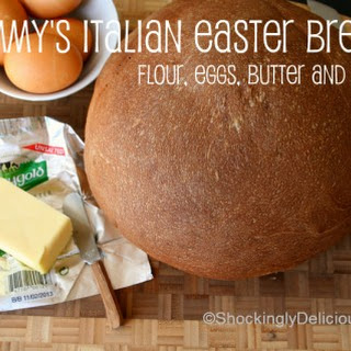 Grammy's Italian Easter Bread