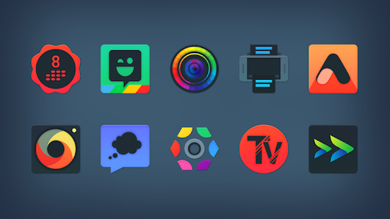 Project X Icon Pack Screenshot