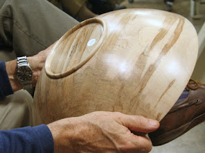 Photo: ...and this larger one, also in ambrosia maple.