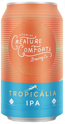 Logo of Creature Comforts Tropicalia
