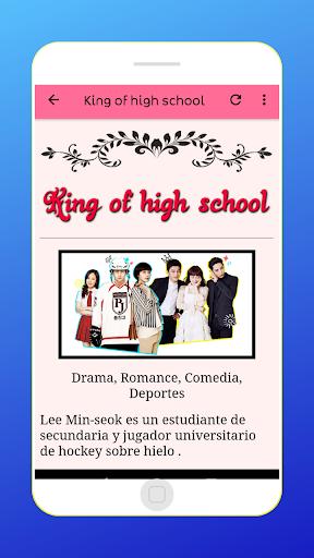 Doramas Romanticos screenshot 5