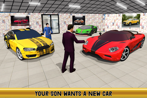 Virtual Billionaire Dad Simulator: Luxury Family 1.07 screenshots 2