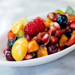 Tomato Fruit Salad