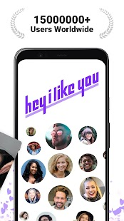 Hily – Meet New People, Make Friends & Find Dates Screenshot