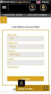gold fund - náhled