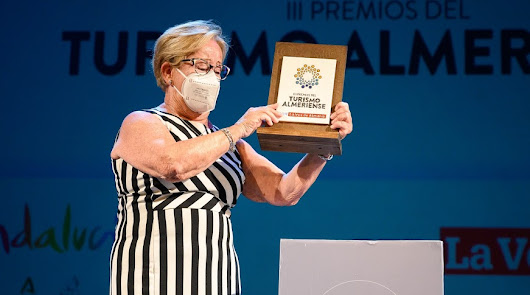 Diego García, premio del Turismo Almeriense a título póstumo